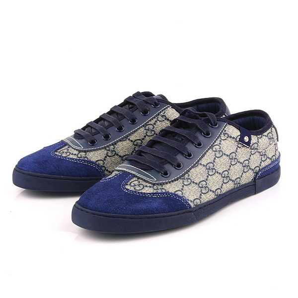Gucci Flat Casual Shoes GG0409 Royal