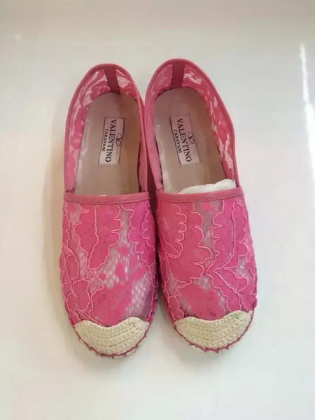 Valentino Casual Shoes Lace VT546 Rose