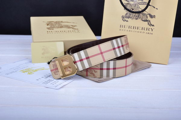 Burberry New Belt BU3784D