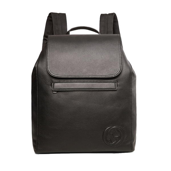 Gucci BackPack in Calfskin Leather 322061 Black