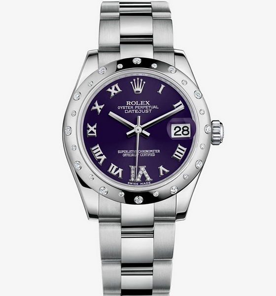 Rolex Datejust Ladies Watch RO8022B