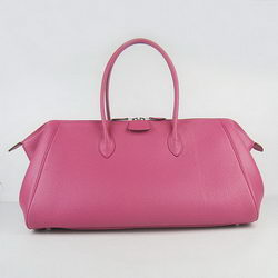 Hermes Jumbo Paris Bombay Bag Peachblow