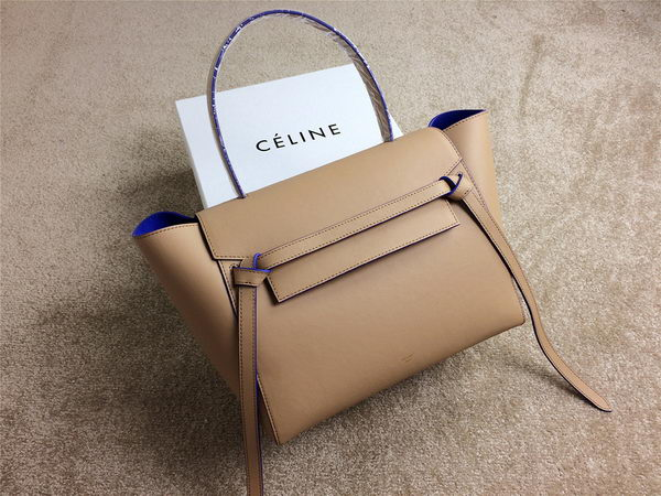 Celine Small Belt Bag Original Leather C98312 Light Pink
