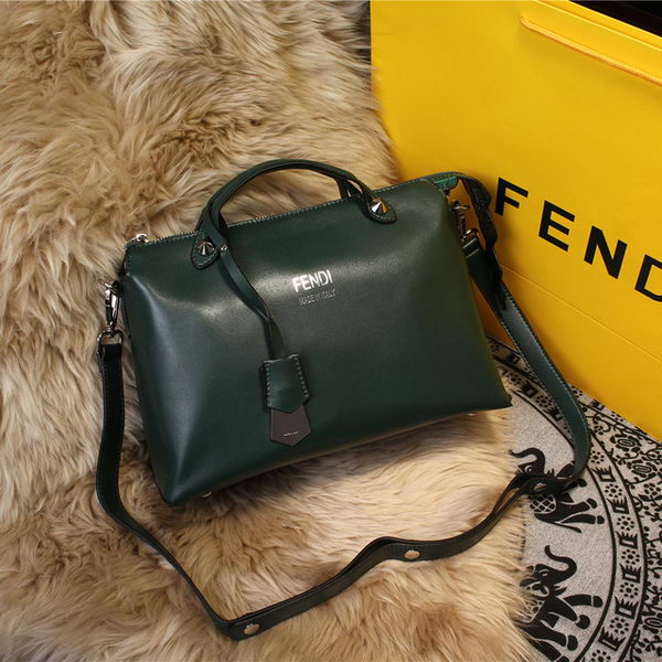 Fendi BY THE WAY Bag Original Leather FD2353 Green
