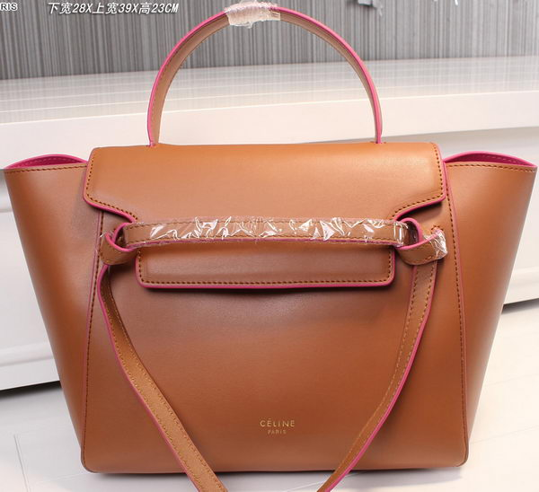 Celine Belt Bag Original Leather C3398T Brown