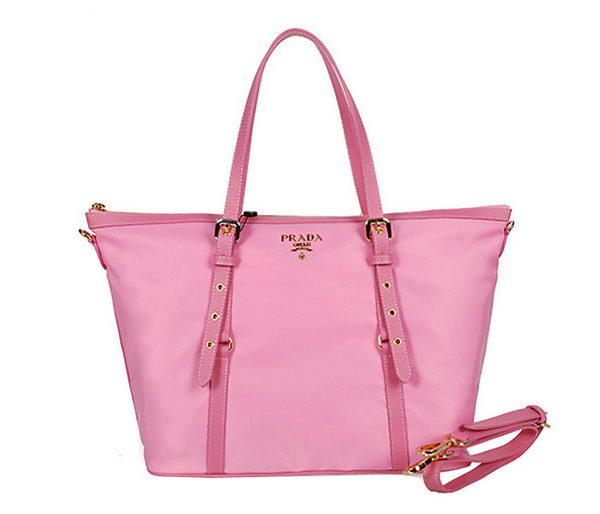 Prada Shoulder Bags Fabric BL4253 Pink