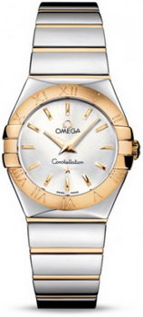 Omega Constellation Polished Quarz Small Watch 158638AA
