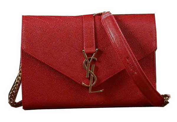 Yves Saint Laurent Classic Monogramme Flap Bag Y5479 Red