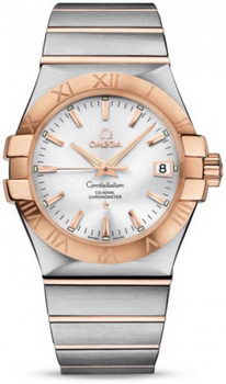 Omega Constellation Chronometer 35mm Watch 158629AH
