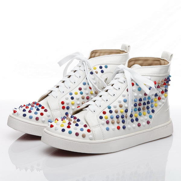 Christian Louboutin Casual Shoes CL786 White