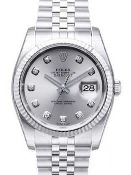 Rolex Datejust Watch 116234AM