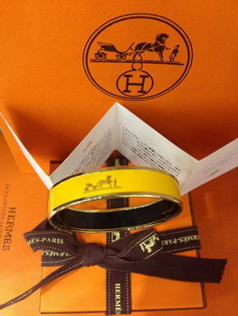Hermes Bracelet H1155 Egg yellow_5