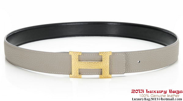 Hermes 43mm Original Calf Leather Belt HB109-2