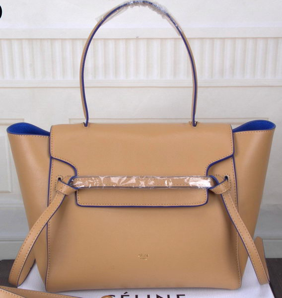 Celine Belt Bag Original Leather C33681T Apricot