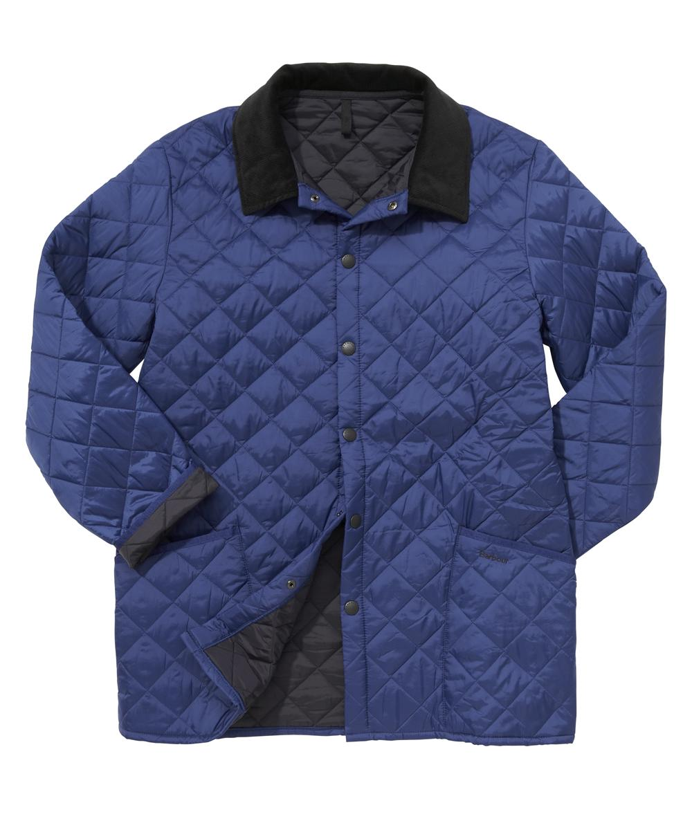 Barbour Liddesdale Jacket- Atlantic Blue | Navy