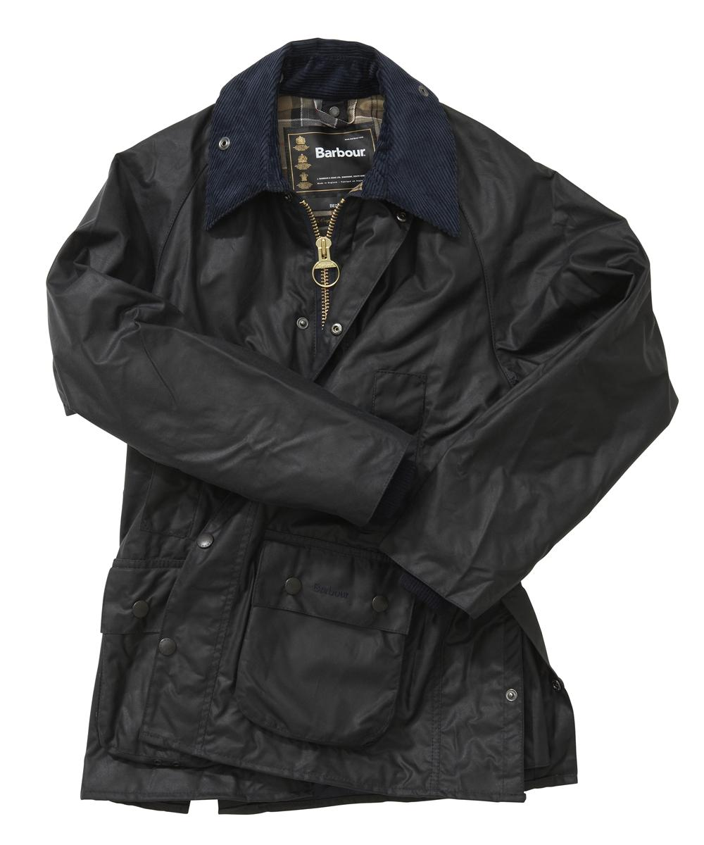 Barbour Bedale Jacket- Navy | Dress Tartan