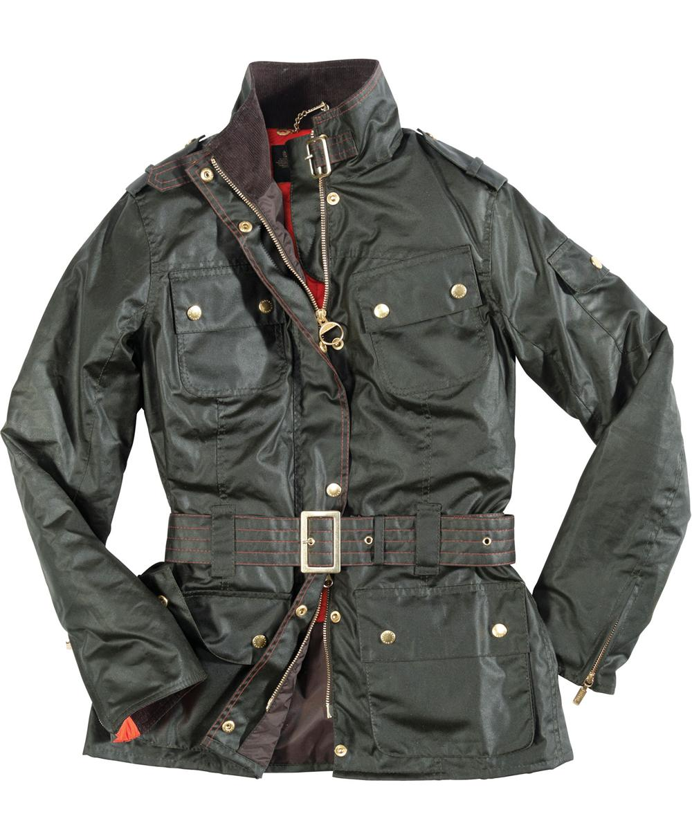 Barbour Nation Jacket Sage