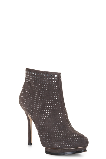 BCBGMAXAZRIA VEN STUDDED ANKLE BOOT