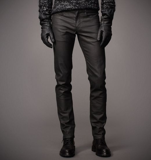 BELSTAFF MEN EARLHAM JEAN Black