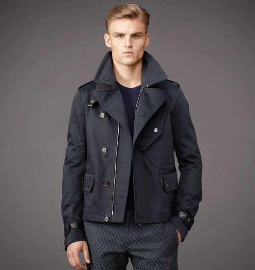 BELSTAFF MEN REDBORNE JACKET Dark Airforce Blue