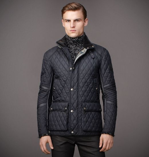 BELSTAFF MEN HERTFORD JACKET Ink