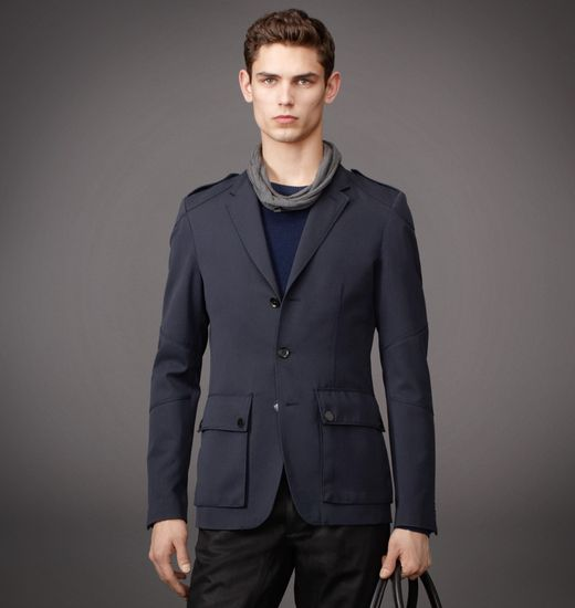 BELSTAFF MEN LINDEN JACKET Dark Navy