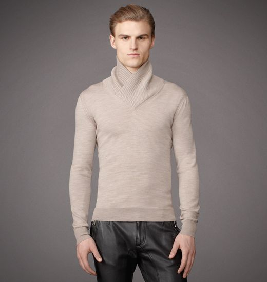 BELSTAFF MEN KENWOOD SWEATER Regency Trench