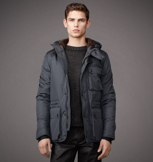 BELSTAFF MEN WINGFIELD JACKET Carbon
