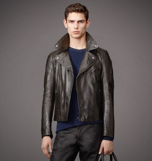 BELSTAFF MEN KILBOURNE JACKET Black