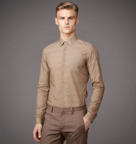 BELSTAFF MEN BLACKBURN SHIRT Calico