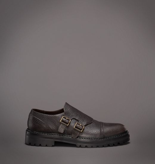 BELSTAFF MEN MANSFIELD SHOE Black