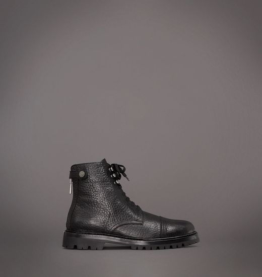 BELSTAFF MEN BARRINGTON BOOT Black