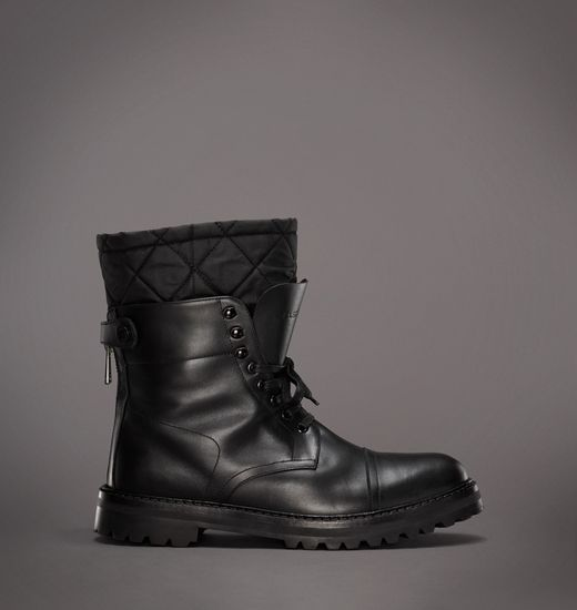 BELSTAFF MEN BARRFIELD BOOT Black