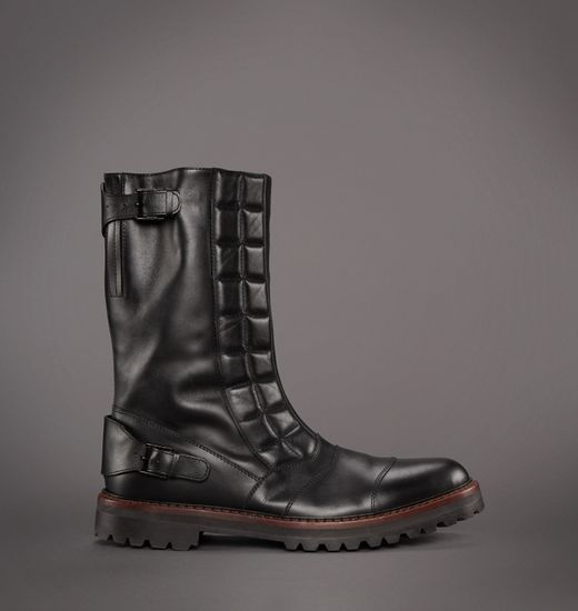 BELSTAFF MEN NASH BOOT Black