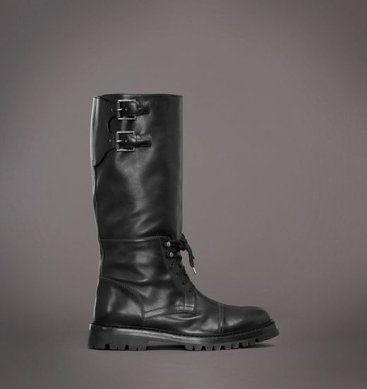 BELSTAFF MEN BANBRIDGE BOOT Black