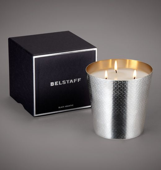 BELSTAFF MEN Black Absinthe Candle