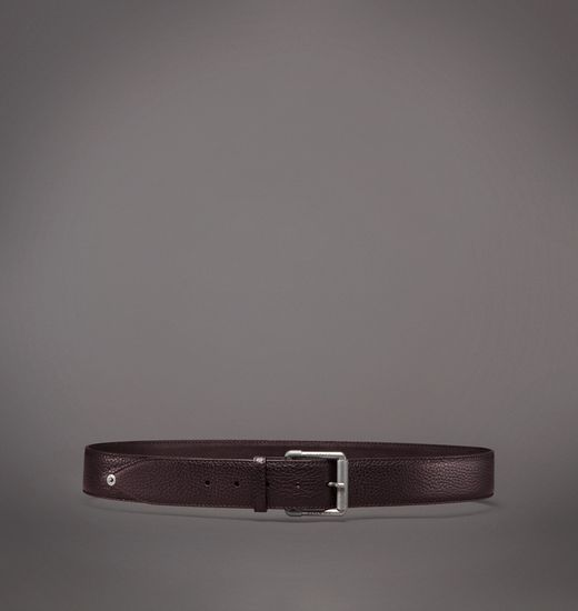 BELSTAFF MEN VIRLEY BELT Mahogany