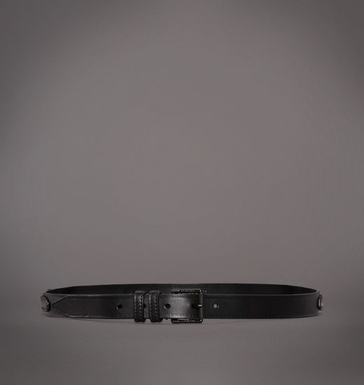 BELSTAFF MEN EMORY BELT Black