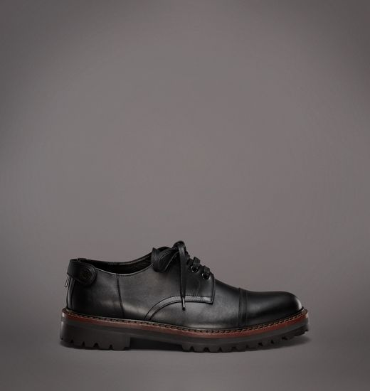 BELSTAFF MEN BERKELEY SHOE Black