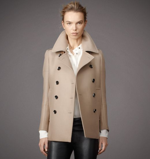 BELSTAFF WOMEN SURREY COAT English Tan