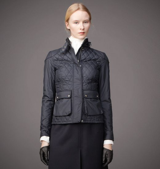 BELSTAFF WOMEN AYNSLEY JACKET Ink