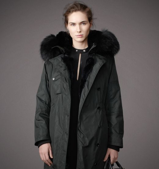 BELSTAFF WOMEN PADIHAM COAT British Racing Green