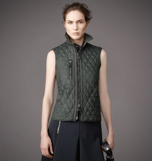 BELSTAFF WOMEN RISLEY JACKET Forest