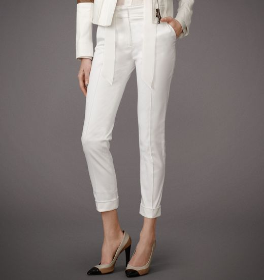 BELSTAFF WOMEN WINSLOW TROUSER White