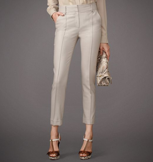 BELSTAFF WOMEN WINSLOW PANT Light Khaki