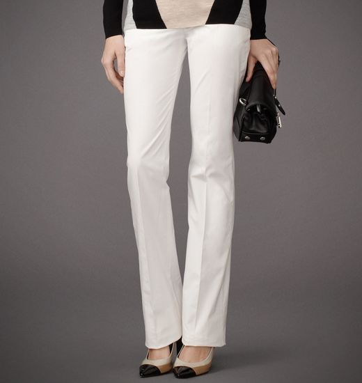 BELSTAFF WOMEN DERBY PANT White