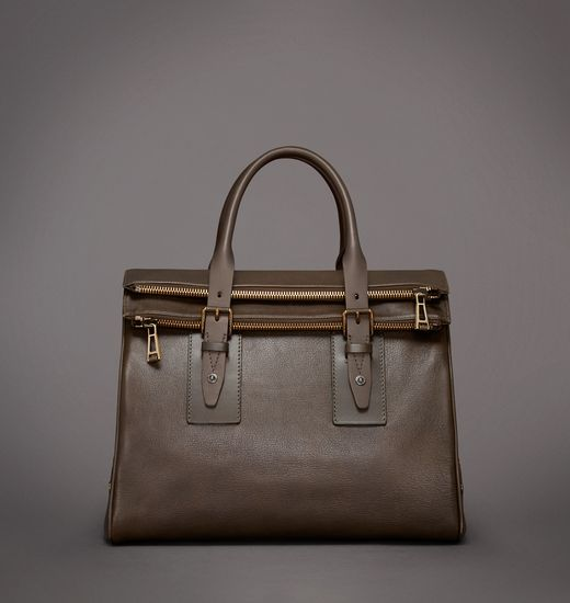 BELSTAFF WOMEN DORCHESTER MEDIUM BAG Olive