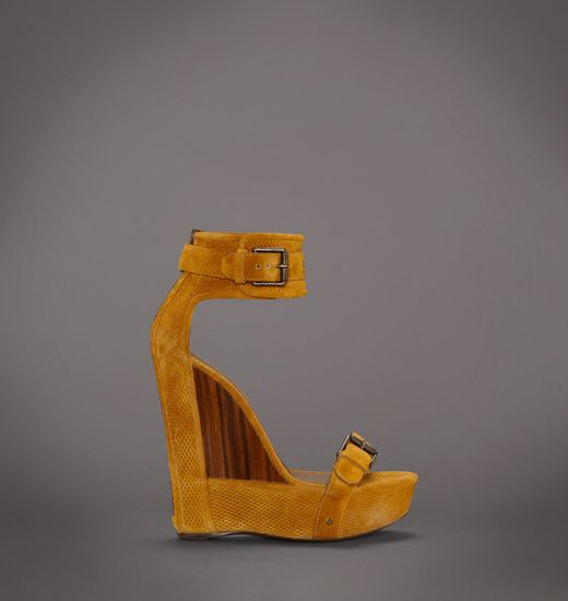 BELSTAFF WOMEN PICCADILLY 115-25 WEDGE Marigold