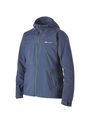 BERGHAUS MENS CLOUDBURST JACKET Mood Indigo