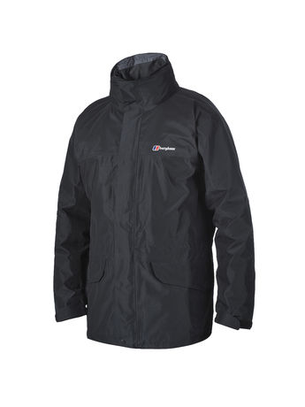 BERGHAUS MENS CORNICE III GORE-TEX® WALKING JACKET Black